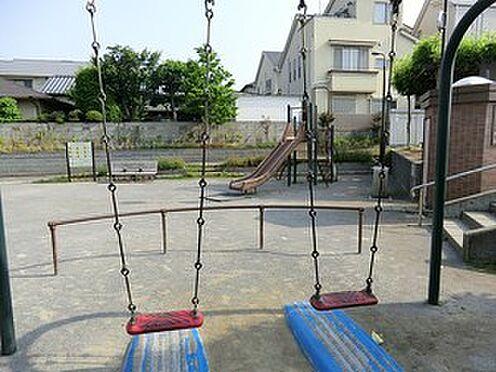 アパート-新宿区上落合3丁目 周辺環境:中井東公園