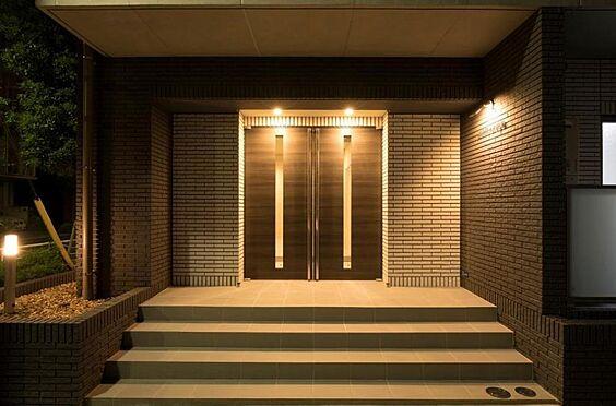 マンション(建物全部)-江東区佐賀2丁目 玄関