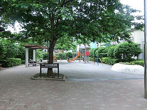 マンション(建物全部)-港区白金台4丁目 周辺環境:白台児童遊園