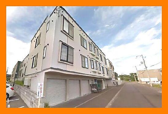 アパート-札幌市厚別区厚別中央五条6丁目 外観