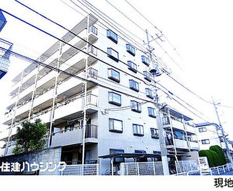 マンション(建物全部)-板橋区新河岸1丁目 角地、オーナーチェンジ