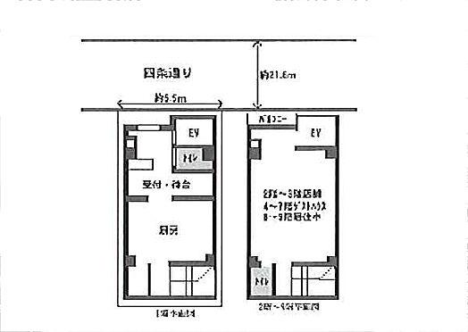 マンション(建物全部)-京都市中京区壬生仙念町 間取り