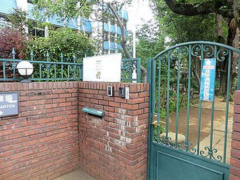 アパート-豊島区西池袋2丁目 周辺環境:草苑幼稚園