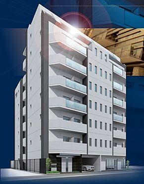 マンション(建物全部)-台東区東上野5丁目 外観
