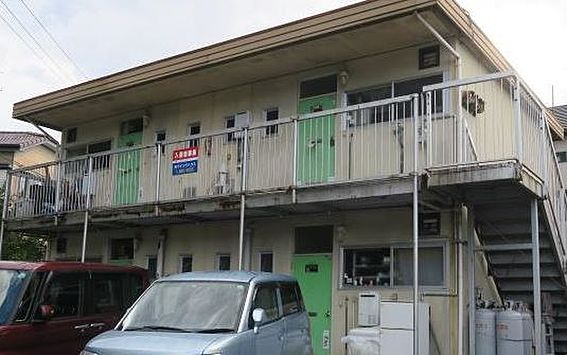 アパート-高知市大津乙 外観