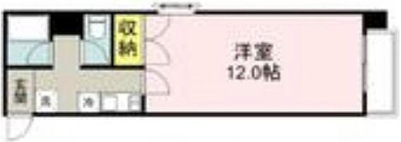 マンション(建物一部)-吉田郡永平寺町松岡御公領 間取り
