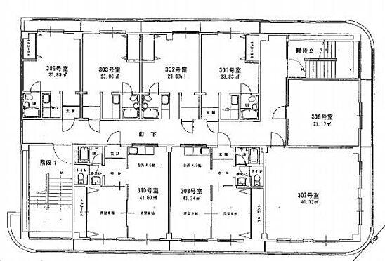 マンション(建物全部)-和歌山市土佐町3丁目 間取り