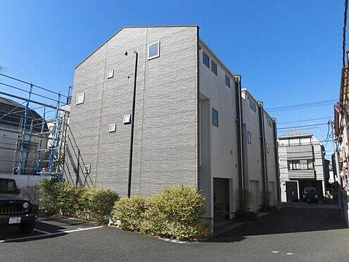 アパート-世田谷区玉堤1丁目 建物外観(1号棟)