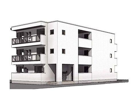 マンション(建物全部)-さいたま市浦和区岸町2丁目 外観