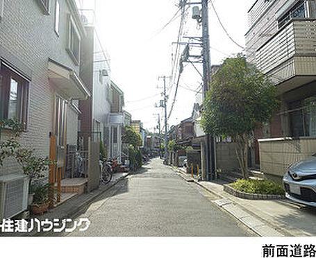 アパート-新宿区上落合3丁目 周辺