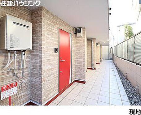 アパート-中野区江古田2丁目 外観