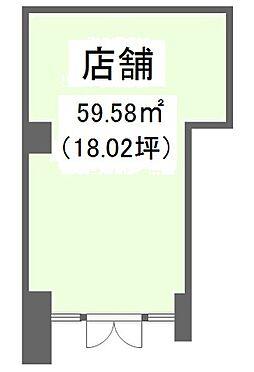 マンション(建物全部)-福岡市博多区下川端町 1Fに店舗がございます。