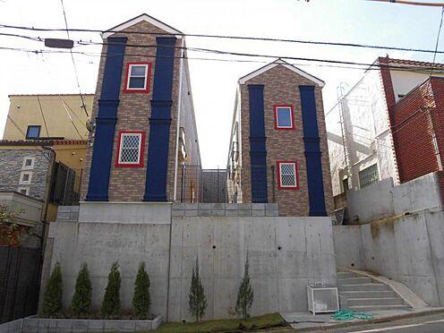 アパート-目黒区緑が丘1丁目 建物外観