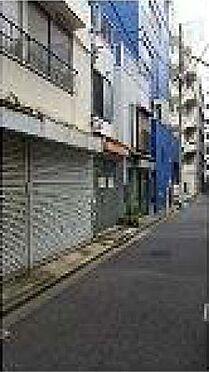 店舗事務所(建物全部)-千代田区神田美倉町 前面道路