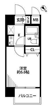 マンション(建物一部)-大阪市福島区海老江5丁目 間取り