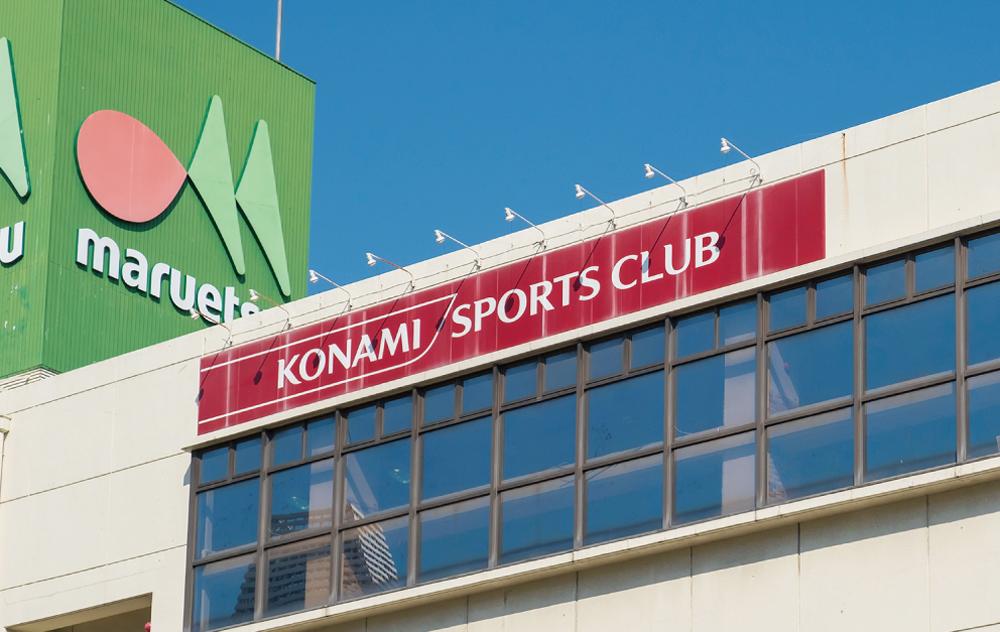 コナミスポーツクラブ蒲田 約130m(徒歩2分)