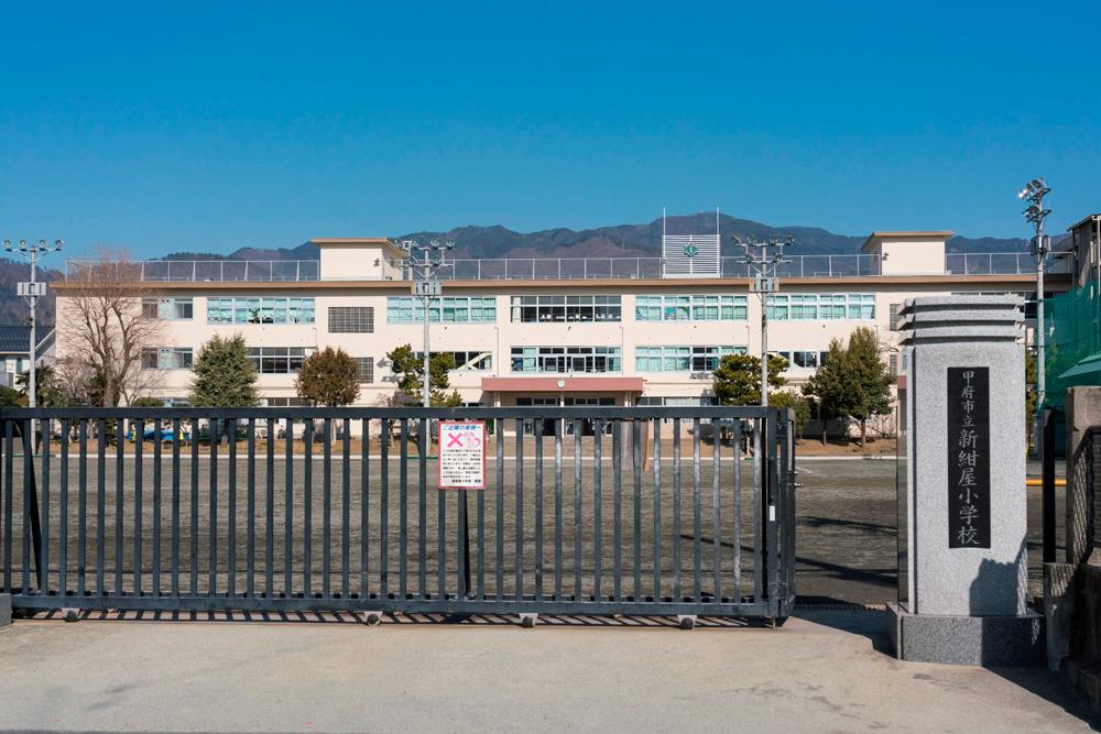 市立新紺屋小学校 約410m(徒歩6分)