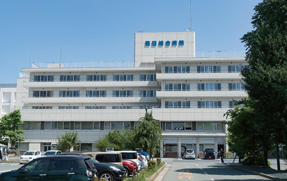 篠田総合病院 約640m(徒歩8分)