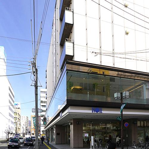 井上百貨店 約20m(徒歩1分)