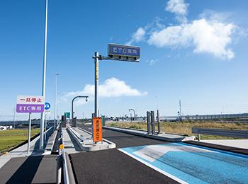 東名高速道路 「大井川焼津藤枝スマートインターチェンジ」 約3,800m(車6分)