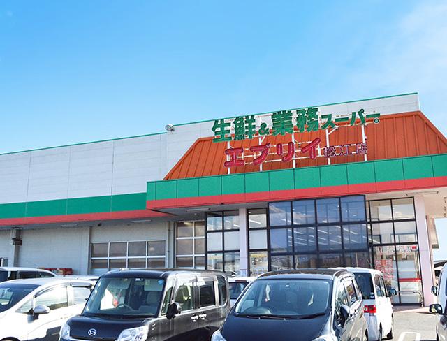エブリイ松江店 約780m(徒歩10分)