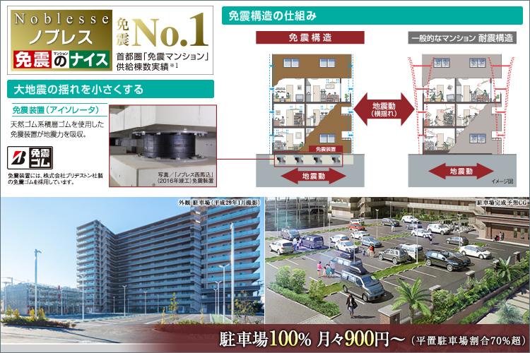 ■JR東海道線、小田急江ノ島線の2路線が利用可能。通勤通学も安心。