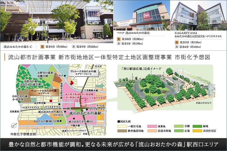◆あらゆる生活利便施設が身近にあるロケーション