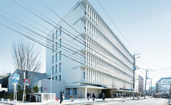 世田谷合同庁舎 約80m(徒歩1分) ※3