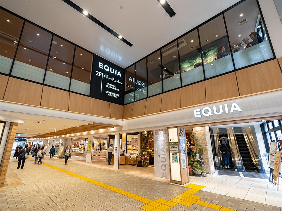 EQUIA成増 約1,010m(徒歩13分)