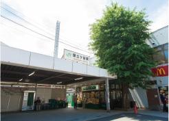 保土ヶ谷駅 約400m(徒歩5分)