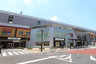 京王線「北野」駅 約860m(徒歩11分)