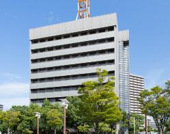 静岡県浜松総合庁舎 約250m(徒歩4分)