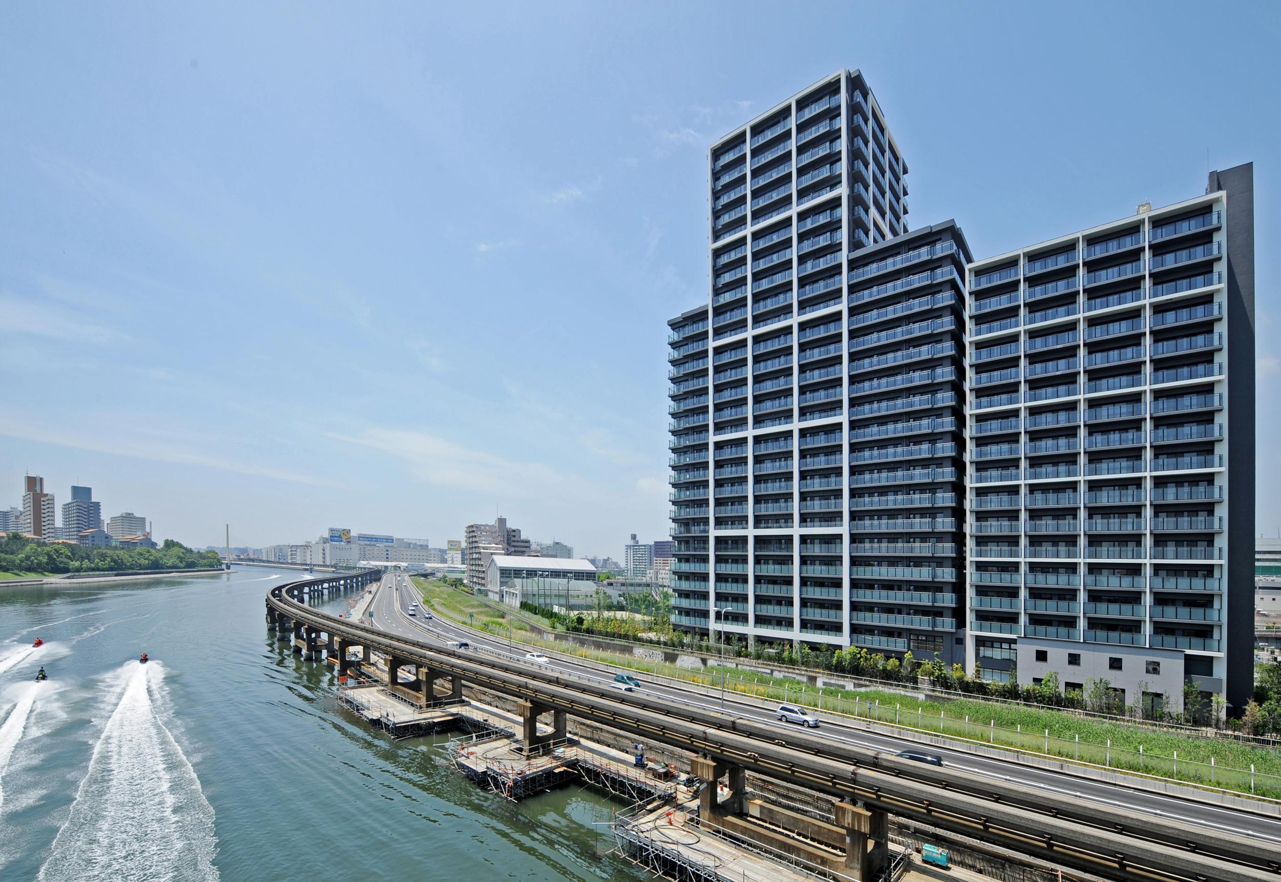 シーサイド 品川 クレスト タワー クレストタワー品川シーサイド 17階