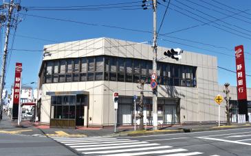 静岡銀行 菊川支店 約1,160m(徒歩15分)