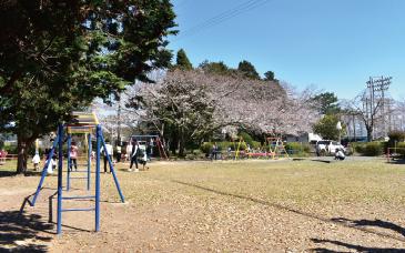菊川公園 約960m(徒歩12分)