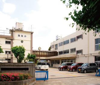 市立蒲生小学校〈通学区〉 約480m(徒歩6分)