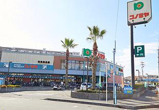 コノミヤ 高槻店 約20m(徒歩1分)