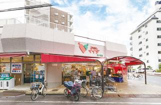 コモディイイダ東十条店 約750m(徒歩10分)