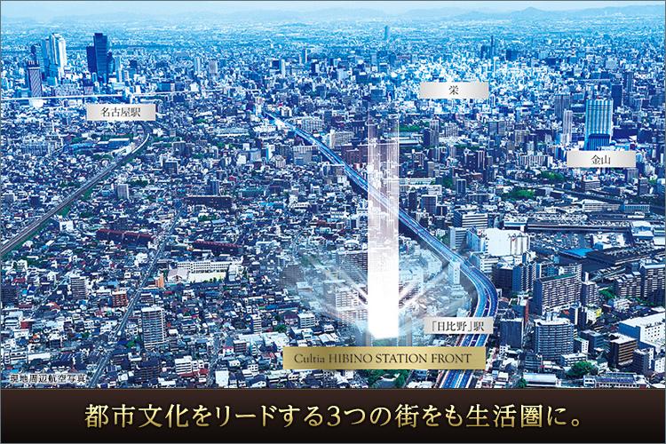 ■名鉄名古屋本線「名古屋」駅へわずか6min