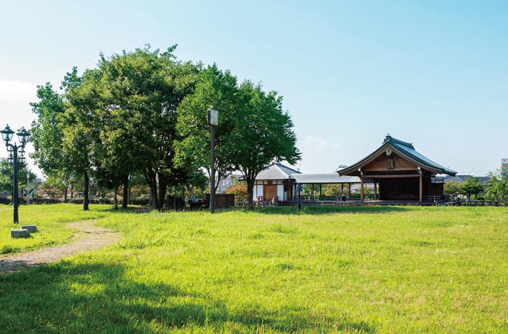 大中公園 約810m(自転車4分)