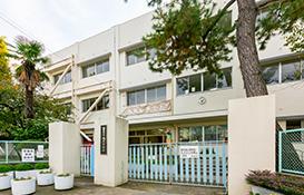 市立鳴尾中学校 約750m(徒歩10分)