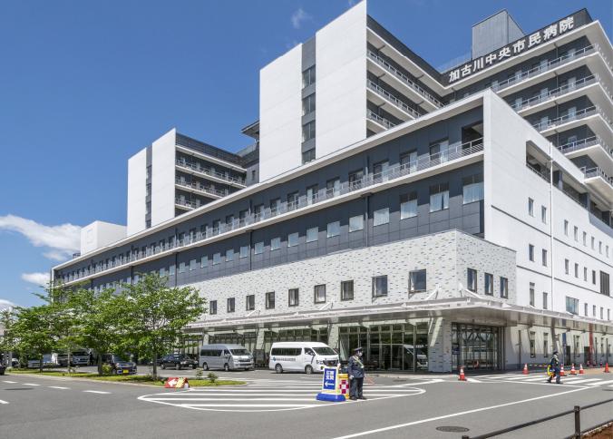 加古川中央市民病院 約780m(徒歩10分)