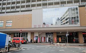 JR鹿児島本線「南福岡」駅 約1,350m(自転車7分)