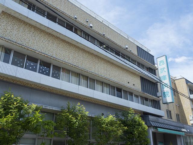 西武庫病院 約690m(徒歩9分)