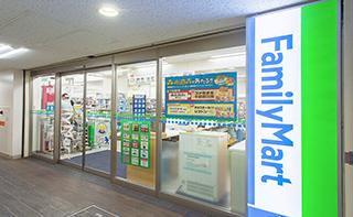 ファミリーマート桃山台駅店 約340m(徒歩5分)