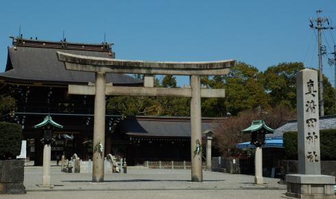 真清田神社 約470m(徒歩6分)