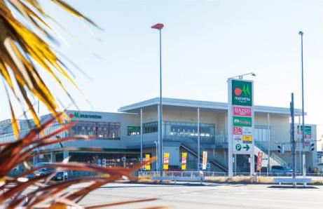 マルエツ西大宮駅前店 約550m(徒歩7分)