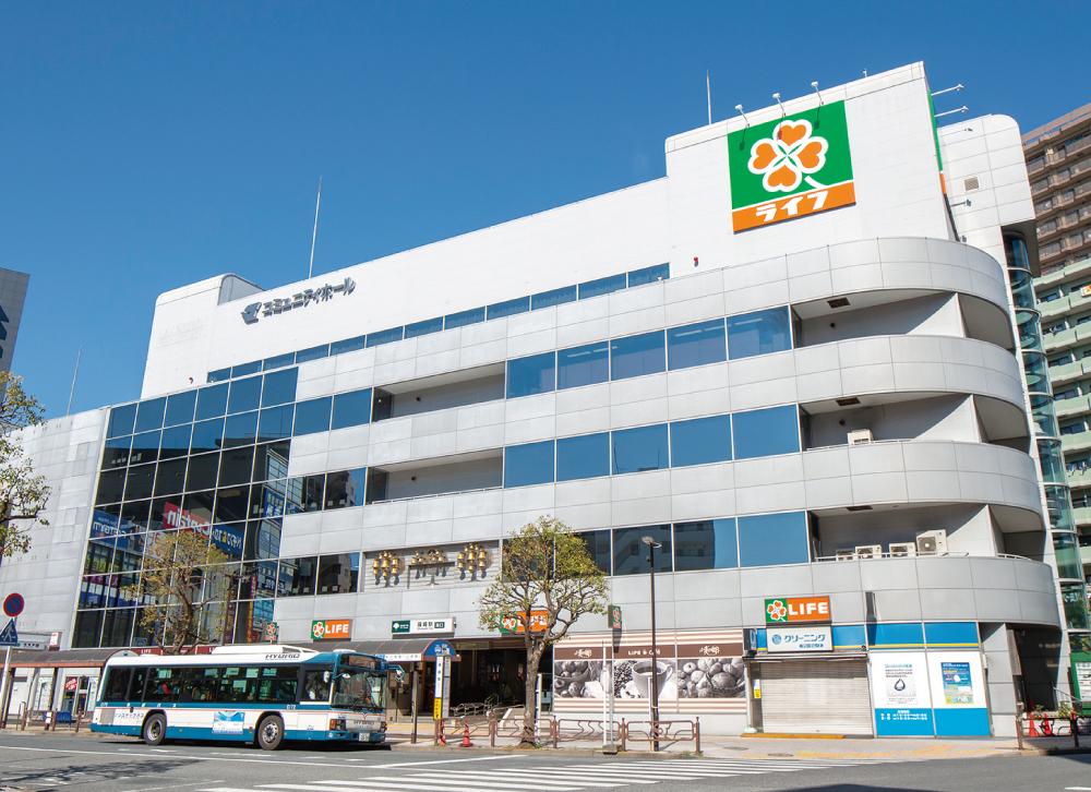 ライフ篠崎店 約720m(徒歩9分)