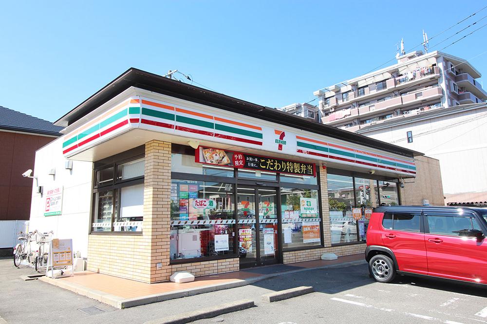 セブンイレブン福岡野多目店 約200m(徒歩3分)