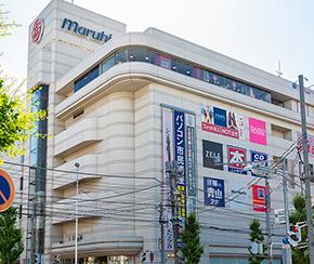 丸広百貨店 南浦和店 約1,510m(徒歩19分)